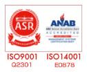 ISO9001とISO14001